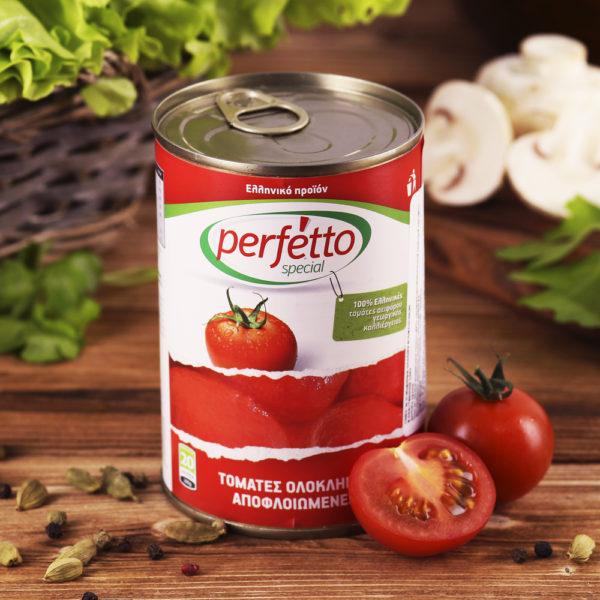"Консервированные томаты ""Perfetto"""