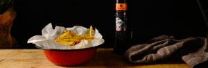 Картофель-фри с оливковым маслом