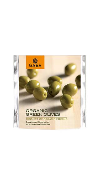 Оливки зеленые органические в вакуумной упаковке купить в Алматы