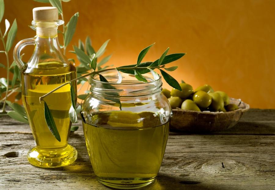Вкус оливкового масла первого отжима