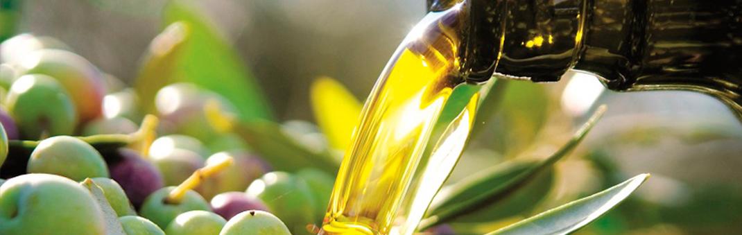 Оливковое масло первого холодного отжима