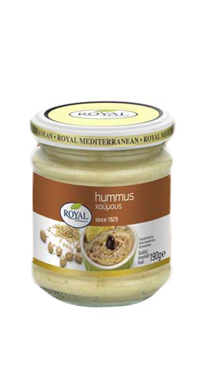 "ПАСТА ""ROYAL"" HUMMUS"