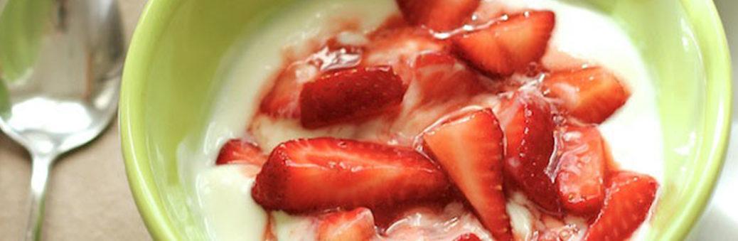 Полезный и вкусный йогурт