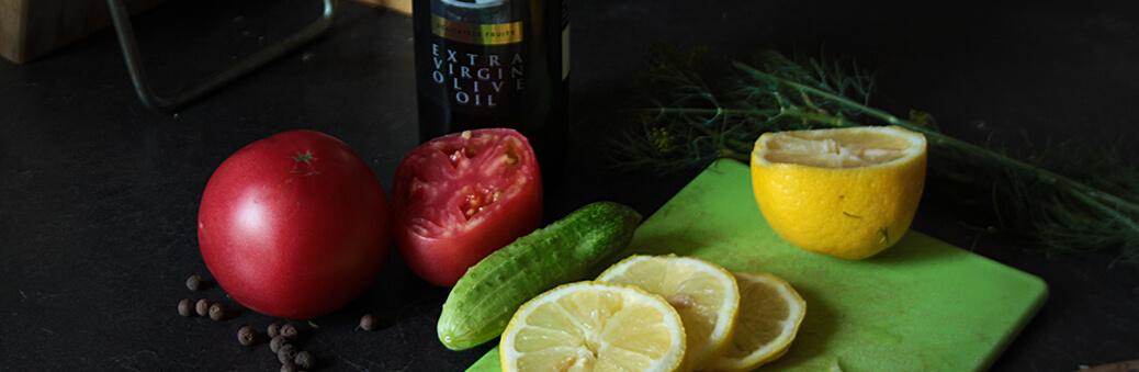 Полезные для здоровья продукты средиземноморской культуры питания