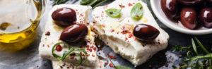 Греческая кухня. Основные блюда