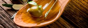 Цвет оливкового масла