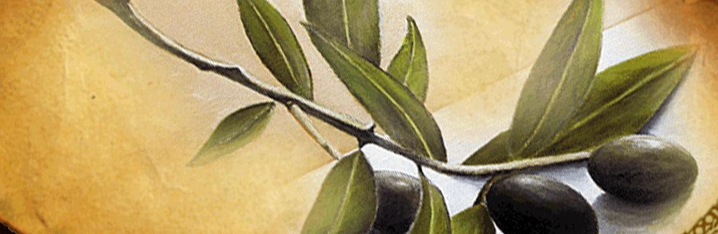 оливковое дерево немного истории