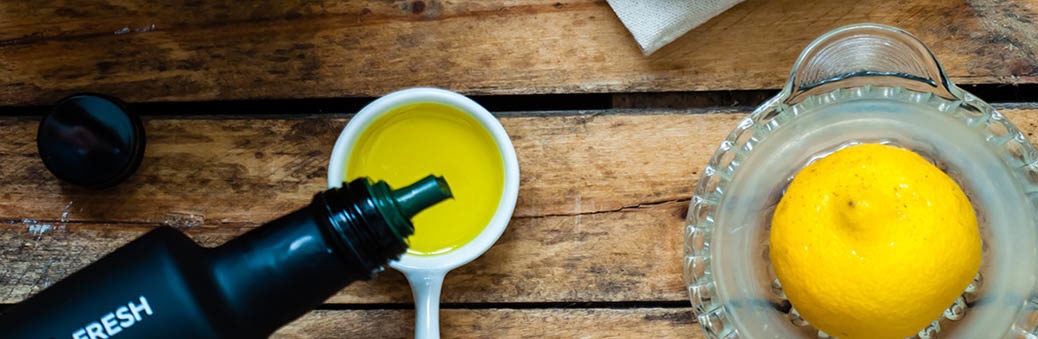 Заправки для салата на основе оливкового масла