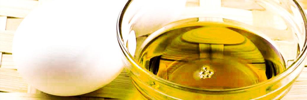Маска из оливкового масла