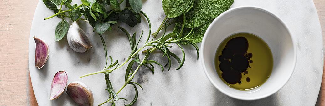 Ароматизированные оливковые масла