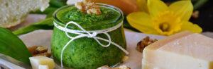 Рецепт зеленого песто