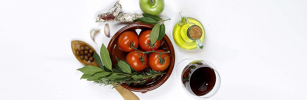 Список продуктов питания средиземноморской культуры