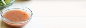 Салатная заправка с красным вином и оливковым маслом