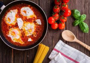 Средиземноморское питание - полезное питание