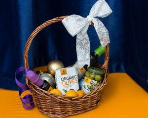 С чем дарить оливковое масло в подарок