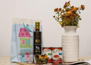 С чем дарить оливковое масло