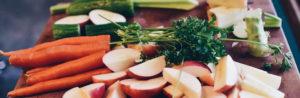 Салаты из морковки