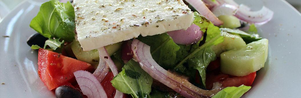 Польза греческого салата