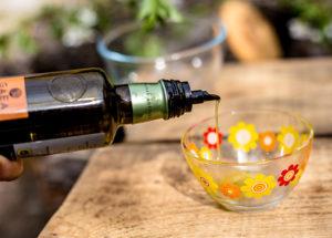 Extra Virgi olive oil