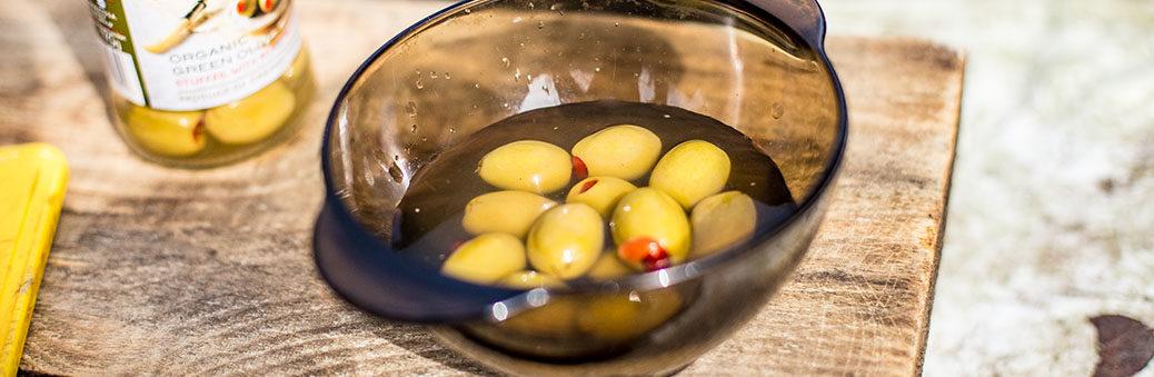 настоящие вкусные и полезные оливки