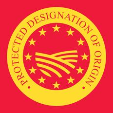 Знак качества продукции DOP