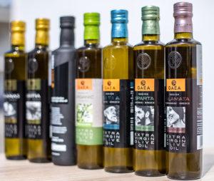 Оливковые масла Gaea знаки качества