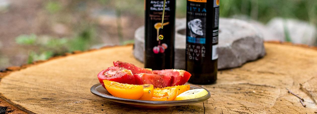 Zhetysu olive oil