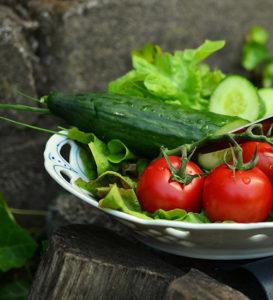 Рецепты салатов с огруцами