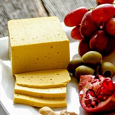 Вегетарианские сыры Vegan Gourmet