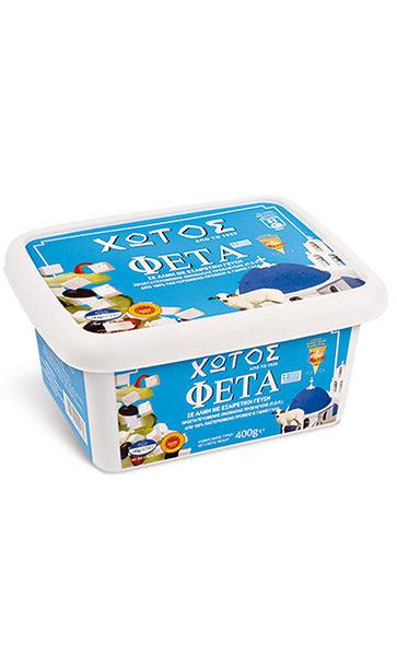 Сыр Фета Hotos D.O.P в рассоле