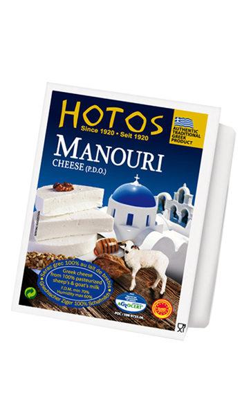 Греческий сыр Manouri