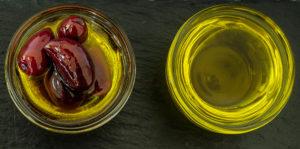 Лучшее оливковое масло первого отжима
