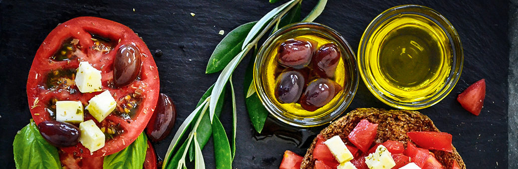 Готовим с оливковым маслом