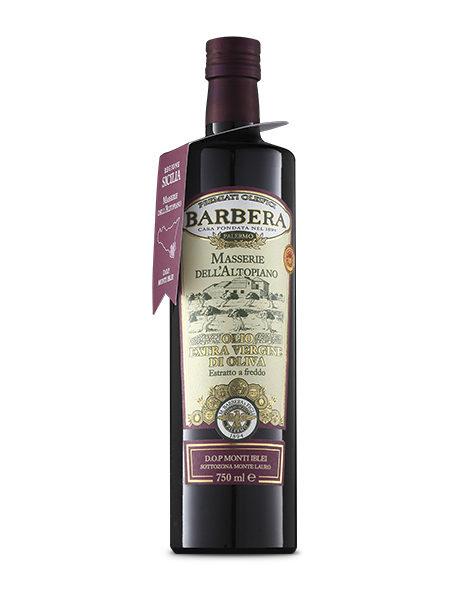 Оливковое масло Barbera MASSERIE DELL'ALTOPIANO