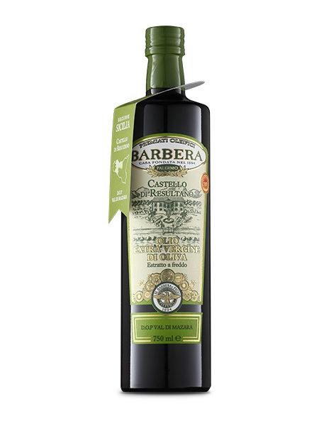Оливковое масло Barbera CASTELLO DI RESUTTANO