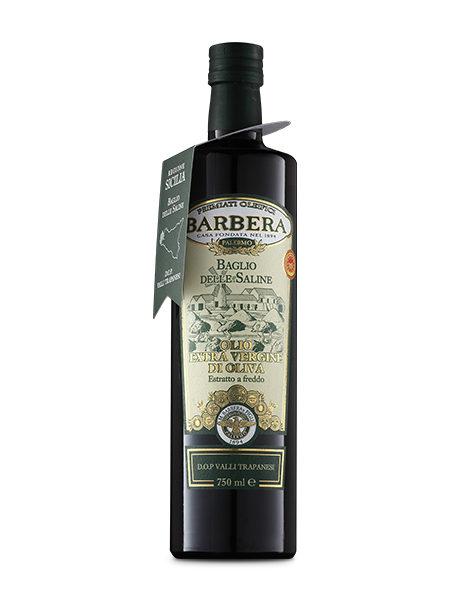 Оливковое масло Barbera BAGLIO DELLE SALINE