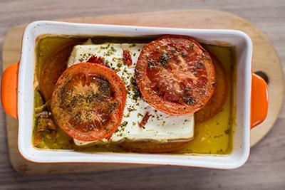 Закуска из белого сыра рецепт
