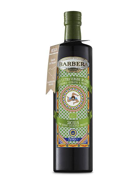 Оливковое масло Extra Virgin из Сицилии