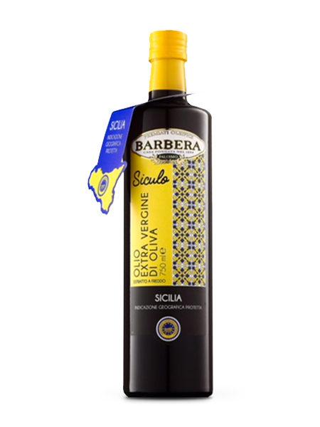 Оливковое масло Barbera Siculo